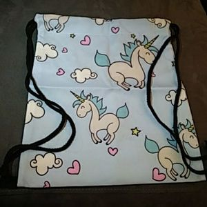 Other - NEW - Backpack - Drawstring shoulder bag - Unicorn